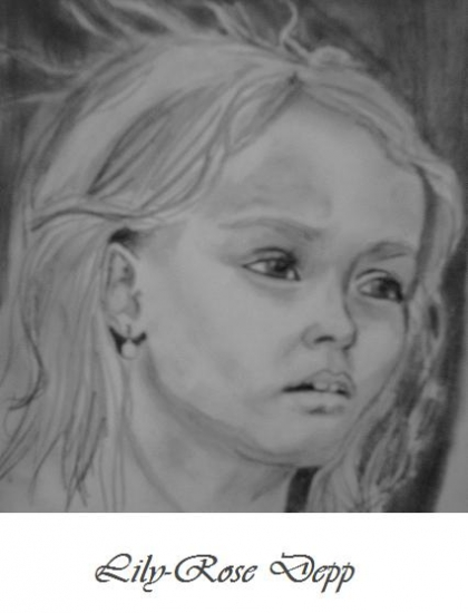 Lily-Rose Depp par deppendance